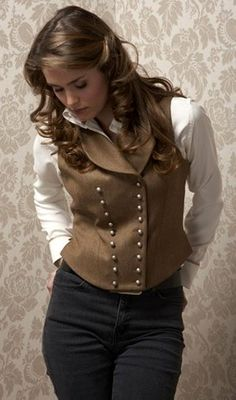 Soft Steampunk (vest)