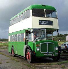 1966 AEC ex Ipswich Buses