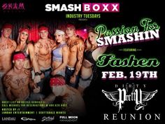 SMASHBOXX Ultra Club – THURSDAY Elevate Your Sounds – 02.21.2013