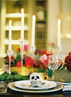 Amy Osaba Events Halloween #halloween #dinnerparty