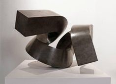 Available for sale from Sculpturesite Gallery, Clement Meadmore, Frolic Bronze, 17 × 24 × 19 in Abstract Sculpture, Bronze Sculpture, Sculpture Art, Sculptures, Display Pedestal, He Is Alive, Work In New York, Dimensional Shapes, Modern Artwork