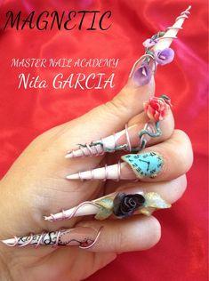 Nail art - Nails by Nita Garcia