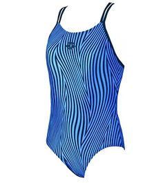 08ead2d3339e8 Arena Youth Magnify Spider Back One Piece Swimsuit at SwimOutlet.com - Free  Shipping