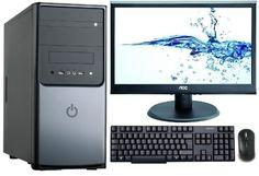 """Sale Preis: Komplett Set PC mit MONITOR AMD Dual Core Athlon 64 II X2 2x3,6GHz - DVD Brenner - 7xUSB - Kartenleser - Grafik ATI HD3000 - 250GB - 2GB DDR3 - Audio - 47cm (18,5"""" TFT/5ms/Breitbild) - Tastatur/Maus COMPUTER. Gutscheine & Coole Geschenke für Frauen, Männer & Freunde. Kaufen auf http://coolegeschenkideen.de/komplett-set-pc-mit-monitor-amd-dual-core-athlon-64-ii-x2-2x36ghz-dvd-brenner-7xusb-kartenleser-grafik-ati-hd3000-250gb-2gb-ddr3-audio-47cm-185-tft5msbreitbil"""