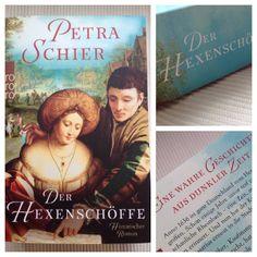 Rezension | Der Hexenschöffe von Petra Schier