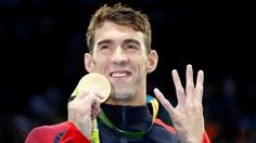 Michael Phelps - Clive Rose/Getty Images