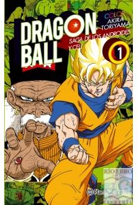 Dragon Ball color Cell nº 01 - 06