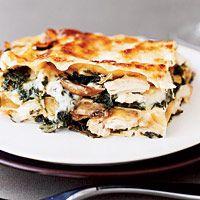 #SmartMeals Turkey and Veggie Lasagna