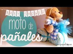 Tutorial para hacer una moto con pañales. El regalo perfecto para un bebé o una embarazada. Mira muchas más manualidades en http://www.papelisimo.es Suscríbe...