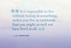 Live boldly.