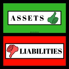 ASSETS flow money IN - LIABILITIES flow money OUT. #assets #realestate #financialeducation #money #success