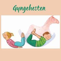Tegninger, tips og gode råd Yoga For Kids, Art For Kids, Two People Yoga Poses, Yoga Illustration, Preschool Activities, Kids And Parenting, Dinosaur Stuffed Animal, Kindergarten, Mindfulness