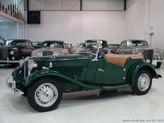 1952 MG TD ROADSTER ~ my dream car