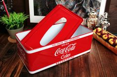 Coca-Cola Outer Cover For Tissues