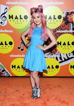 Megan Lee attends the 2015 Halo Awards