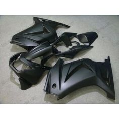 Kawasaki NINJA EX250 2007-2009 Injection ABS Fairing - Factory Style - All Black(matte) | $659.00