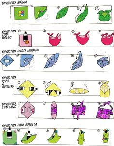 Furoshiki Gift Wrapping - taking a piece of fabric and using it to wrap gifts. Ikea has fabric that would work.