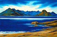 Anthony J Barber - Cuillins from Elgol (Scotland)