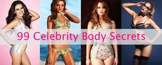 99 Fit Celebrities Body Secrets