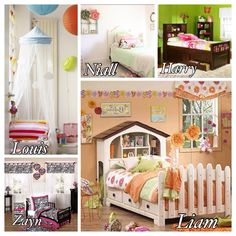 Your Toddler Girls room