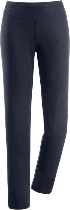Ambria Jersey-Hose mit Rundum-Dehnbund für 27,99€. Jersey-Hose mit Stretch-Anteil, Viskose, Polyamid, Elasthan, Schmale Form bei OTTO