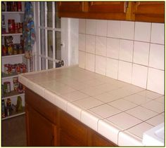 Ceramic Tile Countertops Pictures