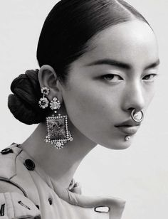 Fei Fei Sun by Mert & Marcus for Vogue Italia June 2015 | Modbad