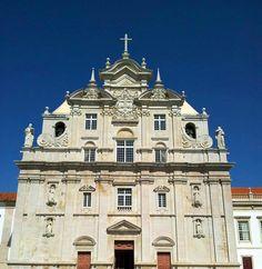 Sé Nova (New Cathedral), Coimbra, Portugal | @PortugalConfidential #CentroPC #Portugal