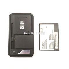 >> Click to Buy << 1PCS Universal battery Charger + 1PCS Tli020F1 1900mAh High quality TCL J720T J726T  Mobile Phone #Affiliate #T-MobilePhones