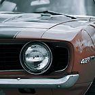 1969 Chevy Camaro SS 427