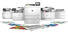 Serie de impresoras HP LaserJet con JetIntelligence