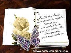 Tarjetas de amor postales merche
