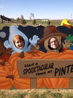 Pinter's Gardens and Pumpkins is a fantastic destination