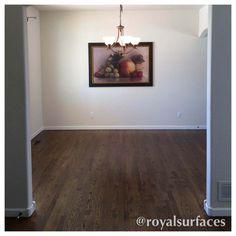 Choosing The Best Farmhouse Style Floor Stain - Hammers N Hugs