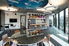 Cosy Microsoft New Offices in Milan – Fubiz Media