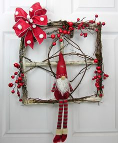 Take a peek into the Winter Window and imagine snow covered trees. A cute little gnome sits in the middle of the frame. This design will take you somewhere special this Christmas season. With its rust