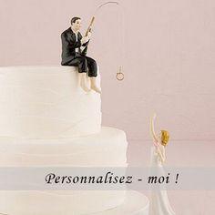 Figurine mariage métisse