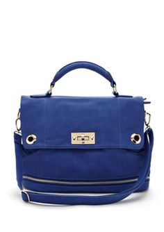 Blue Crossbody, just what I need ❤