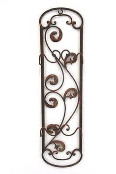 Wrought Iron Rustic Wall Hanging Double Plate Holder Rack Hanger Display  sc 1 st  Pinterest & Vintage Royal Standard \