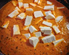 Kadai Paneer Gravy Recipe Step By Step Instructions 8 Indian Food Recipes, Gourmet Recipes, Vegetarian Recipes, Curry Recipes, Veg Recipes, Cooking Recipes, Paneer Gravy Recipe, Paneer Recipes, Cooking Videos Tasty