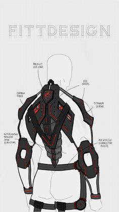 Concept workout Exo-Suit & Konzept Workout Exo-Suit & # Workout The post Konzept Workout Exo-Suit & # Workout appeared first on Remedios Ellis. Robot Concept Art, Weapon Concept Art, Armes Concept, Armas Ninja, Sci Fi Armor, Sith Armor, Daedric Armor, Mandalorian Armor, Knight Armor