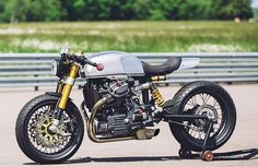 The best Honda CX500 ‪‎Cafe Racer‬ >>> BT-01 by Blacktrack Motors. Si…