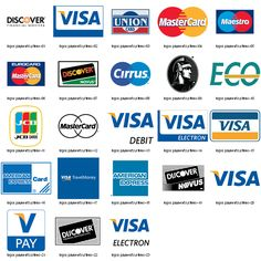 Logos payment systems