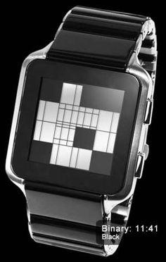 Kisai Logo – The new binary watch by Tokyoflash