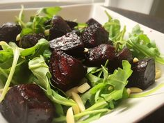 Tangy Roasted Beets