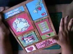 Quadrinho com Molduras (cartonagem)