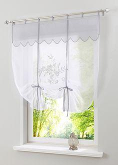 "Tenda a pacchetto ""Rita"", bpc living Curtains Living, Kitchen Curtains, Valance Curtains, Roman Shades, Windows, Living Room, House, Home Decor, Collection"