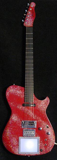 Matthew Bellamy's Guitar.