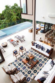 new house design Dream Home Design, Modern House Design, Home Interior Design, Interior Architecture, Dream Rooms, Design Case, Luxury Homes, Luxury Life, House Plans