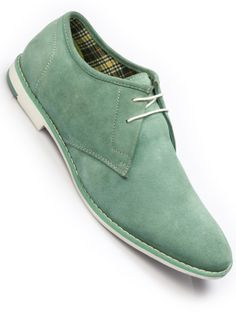 New Micro Lite Shoes By #Hitz with real leather uppers. Lace for fastening and Attractive sea green color. Check this and others stylish casual shoes from hitz.  #Men_Casual_Shoes #HITZ_Men_Shoes
